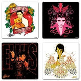 Elvis Presley - Coaster Set