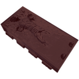 Kotobukiya - Star Wars Han Solo in Carbonite - Silicone Tray (Large) | kitchenware | Affordable gifts for him for her at giftpunk.com - FREE delivery