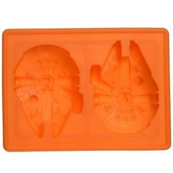 Kotobukiya - Star Wars Millennium Falcon - Silicone Tray | kitchenware | Affordable gifts for him for her at giftpunk.com - FREE delivery
