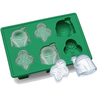 Kotobukiya - Star Wars Boba Fett - Silicone Tray | kitchenware | Affordable gifts for him for her at giftpunk.com - FREE delivery