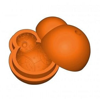 Kotobukiya - Star Wars BB-8 - Silicone Tray | kitchenware | Affordable gifts for him for her at giftpunk.com - FREE delivery
