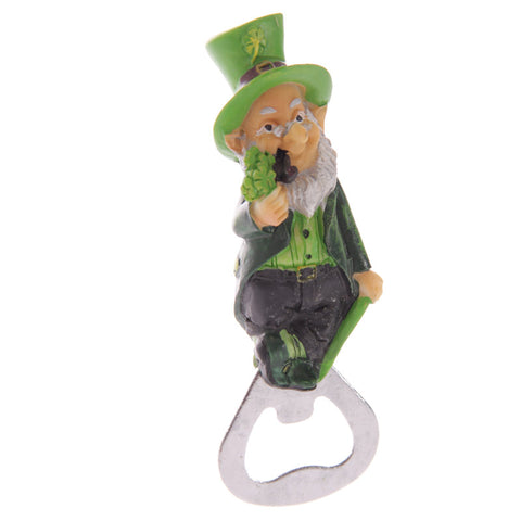 Novelty, Lucky Leprechaun, Guardsman, Skull, Emoji Poop - Resin Bottle Opener | kitchenware | Affordable gifts for him for her at giftpunk.com - FREE delivery