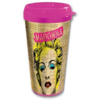 Madonna - Travel Mug | kitchenware | Affordable gifts for him for her at giftpunk.com - FREE delivery