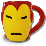 Iron Man - 3D Mug | kitchenware | Affordable gifts for him for her at giftpunk.com - FREE delivery