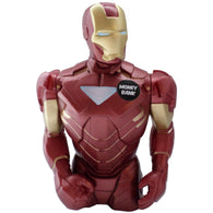 Marvel Iron Man 3D Money Bank | money box | Affordable gifts for him for her at giftpunk.com - FREE delivery