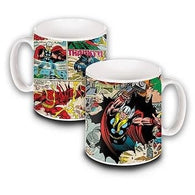 Thor - Comic Book Mug | kitchenware | Affordable gifts for him for her at giftpunk.com - FREE delivery