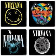 Nirvana - Coaster Set