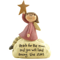 Reach for the moon... - Ornament | collectables | Affordable gifts for him for her at giftpunk.com - FREE delivery