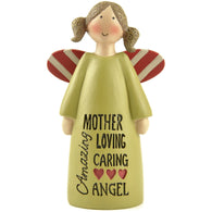 Mother, Loving Caring Angel Amazing - Angel Ornament | collectables | Affordable gifts for him for her at giftpunk.com - FREE delivery