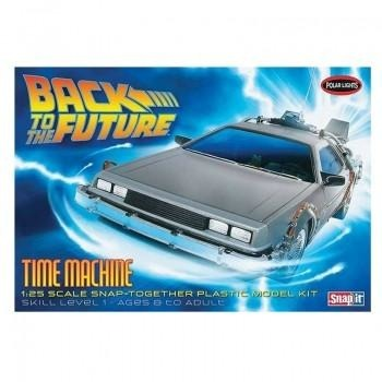 Back to the Future - 1:25 Time Machine - Model Kit