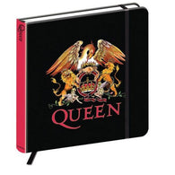 Queen - Notebook | stationary | Affordable gifts for him for her at giftpunk.com - FREE delivery