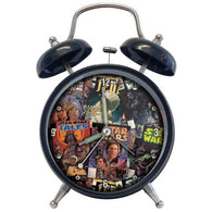 Star Wars Rebel Rebel Alarm Clock | clocks | Affordable gifts for him for her at giftpunk.com - FREE delivery