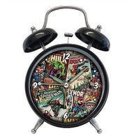 Marvel The Avengers Alarm Clock | clocks | Affordable gifts for him for her at giftpunk.com - FREE delivery