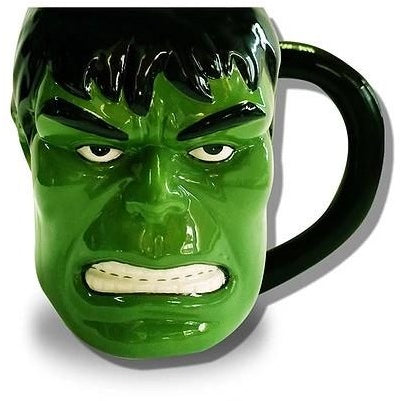 Incredible  Hulk - 3D Mug | kitchenware | Affordable gifts for him for her at giftpunk.com - FREE delivery