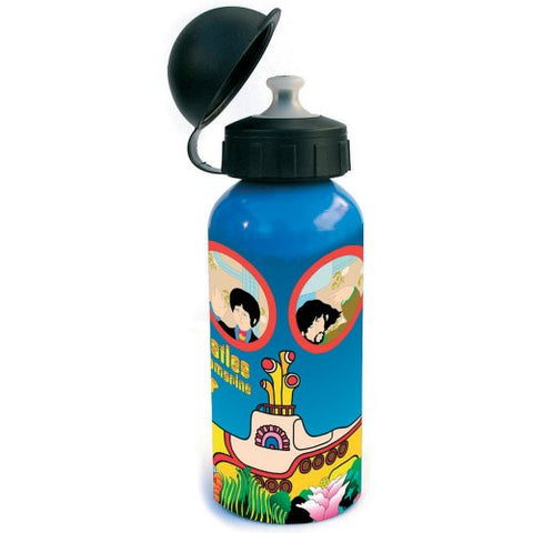 The Beatles Yellow Submarine - Drink Bottle | kitchenware | Affordable gifts for him for her at giftpunk.com - FREE delivery