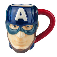 Captain America - 3D Mug | kitchenware | Affordable gifts for him for her at giftpunk.com - FREE delivery