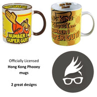 Hong Kong Phooey - Mugs | kitchenware | Affordable gifts for him for her at giftpunk.com - FREE delivery