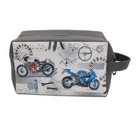 Pit Stop Motorbike Wash Bag | accessory | Affordable gifts for him for her giftpunk.com - FREE UK delivery