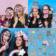Pusheen - Photo Booth Kit | kitchenware | Affordable gifts for him for her at giftpunk.com - FREE delivery