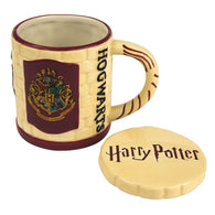 Harry Potter - Hogwarts Tower Mug With Coaster | kitchenware | Affordable gifts for him for her at giftpunk.com - FREE delivery