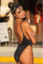 UjENA Women`s Swimwear Fabulous Figure Shaper Black One Piece Swimsuit