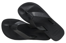 Havaianas Men`s Brazilian Flip Flops Urban Special Sandals Black