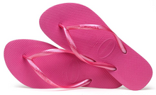 Havaianas Women`s Flip Flops Slim Style Sandals Hollywood Rose Sandals