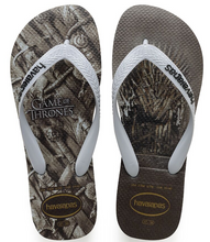 Havaianas Women`s Flip Flops Game of Thrones Sandal Steel Grey Sandals
