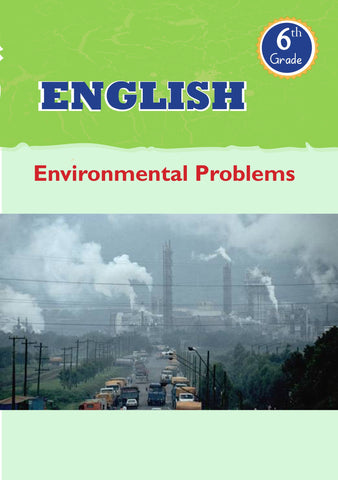 English Grade 6- Environmental Problems