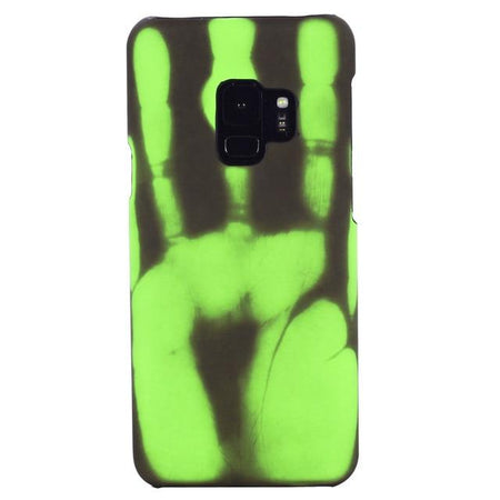 Coque thermosensible pour Samsung Galaxy S7, S8, S8, S9 Plus, Note 8, change de couleur à la chaleur-coque thermosensible-kokanboi