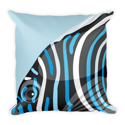 Emperor Angelfish-Cushion - THAT IS MY PET