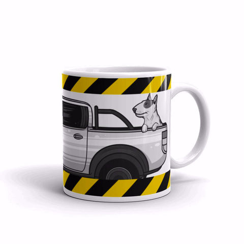 Ute-Bull Terrier Dog-Mug - THAT IS MY PET