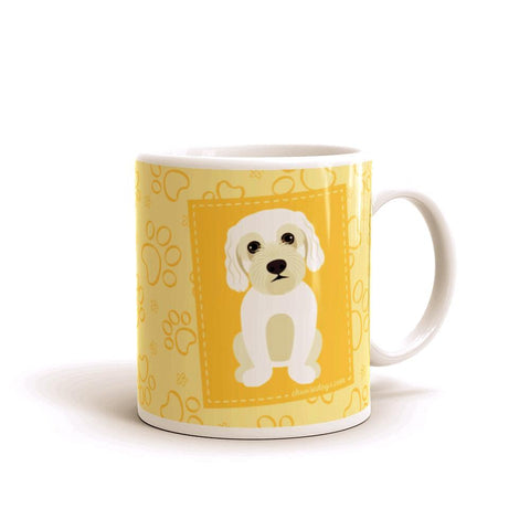 Paw Portrait-Maltese-Mug - THAT IS MY PET