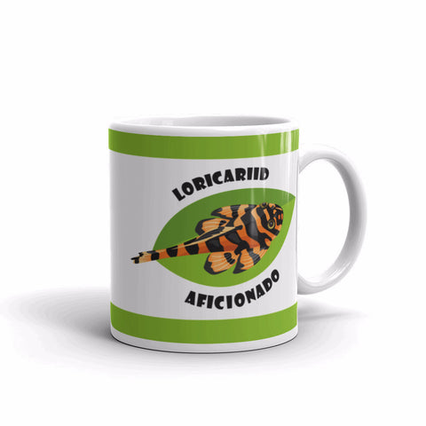 Loricariid Aficionado-Clown Pleco Catfish-Mug - THAT IS MY PET