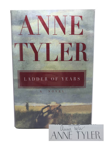 TYLER, Anne. Ladder of Years [Signed].