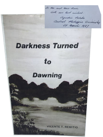 REMITIO, Vicente T. Darkness Turned to Dawning
