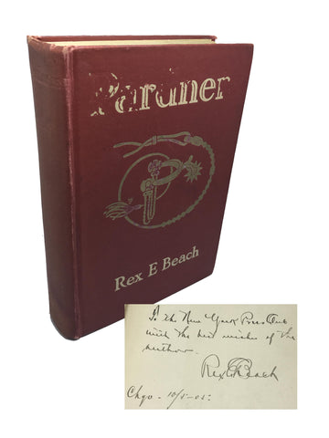 BEACH, Rex E. Pardners [Signed]