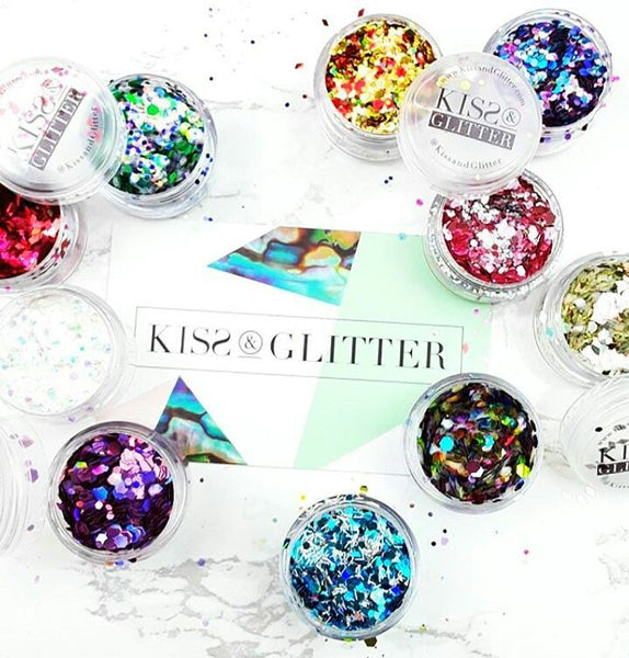 Kiss & Glitter - Company Spotlight by Where is My Tent Blog