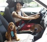 Adjustable Dog Seat Belt Harness for Vehicles
