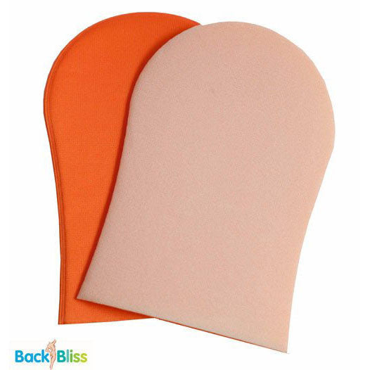 BackBliss Self Tanner Applicator Mitt Glove for Fake Tan Sunless Tanning