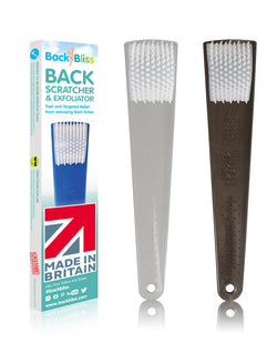 BackBliss Back Scratcher for Itchy Backs 2 Pack