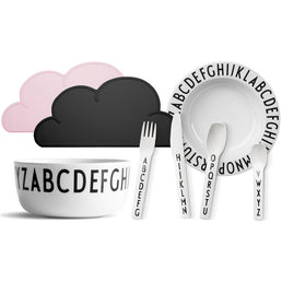 Set de table nuage