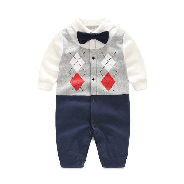 Ensemble bébé gentleman