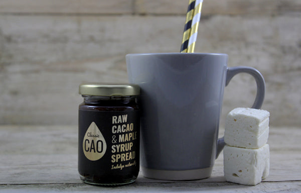Cao Gift Set with Mug & Marshmallow Dippers