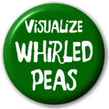 Funny Friday - Maybe they mean Whirled Peas?