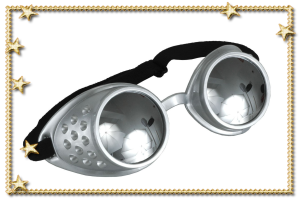 Atomic Ray Goggles