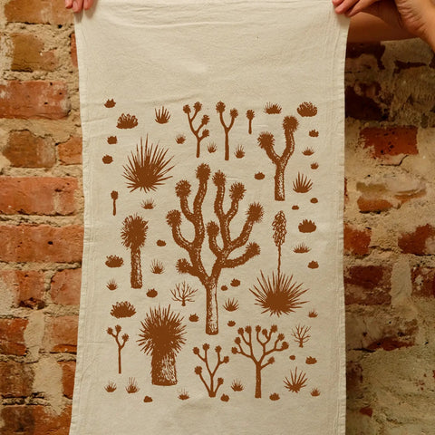 Joshua Tree Tea Towel