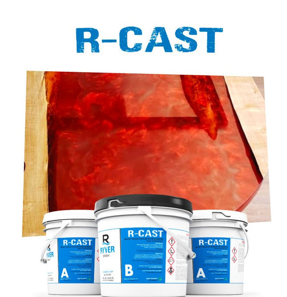 RYVER - RCAST (up to 2 inch Pour)