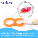 Bonbino Boy's Pacifier Clips Extension