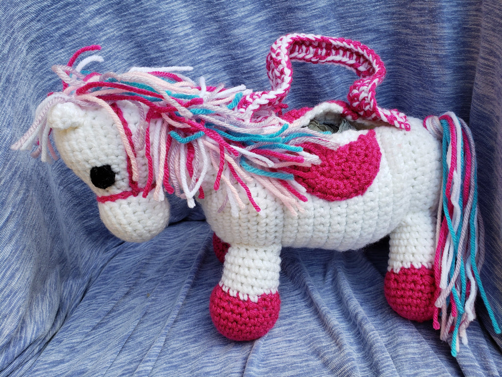 Handmade Unicorn Purse